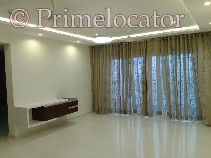 New Large 4 Bedroom Apartment With Full Sea View For Rent In OMR